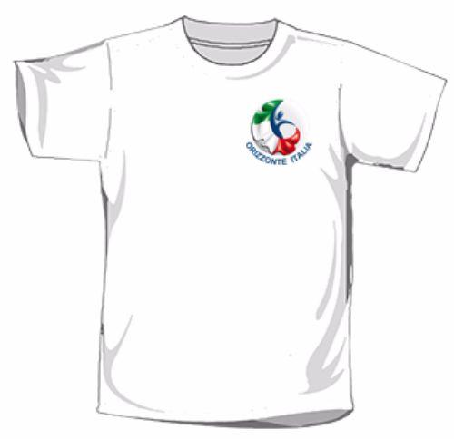 T-shirt-Orizzonte-Italia